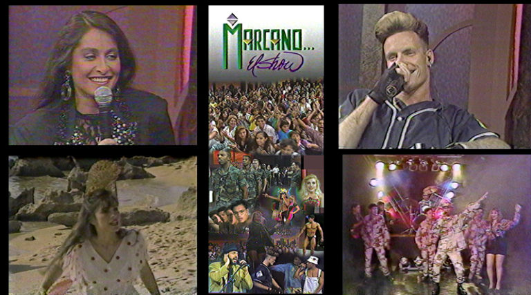"TV Series ""Marcano…El Show"""