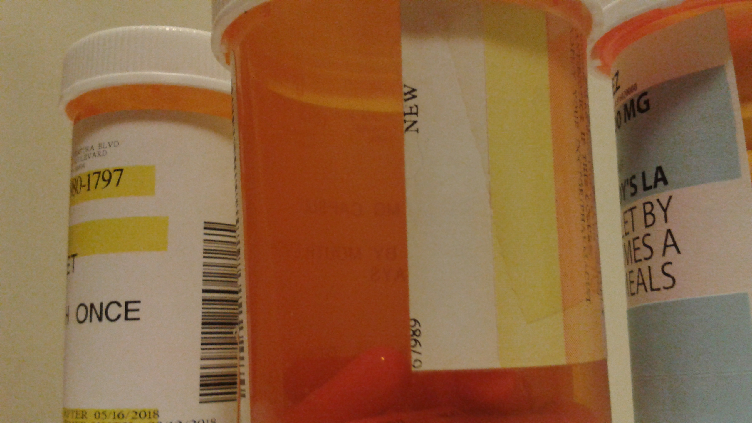 "Medication Labels - Book ""Save Me First"""