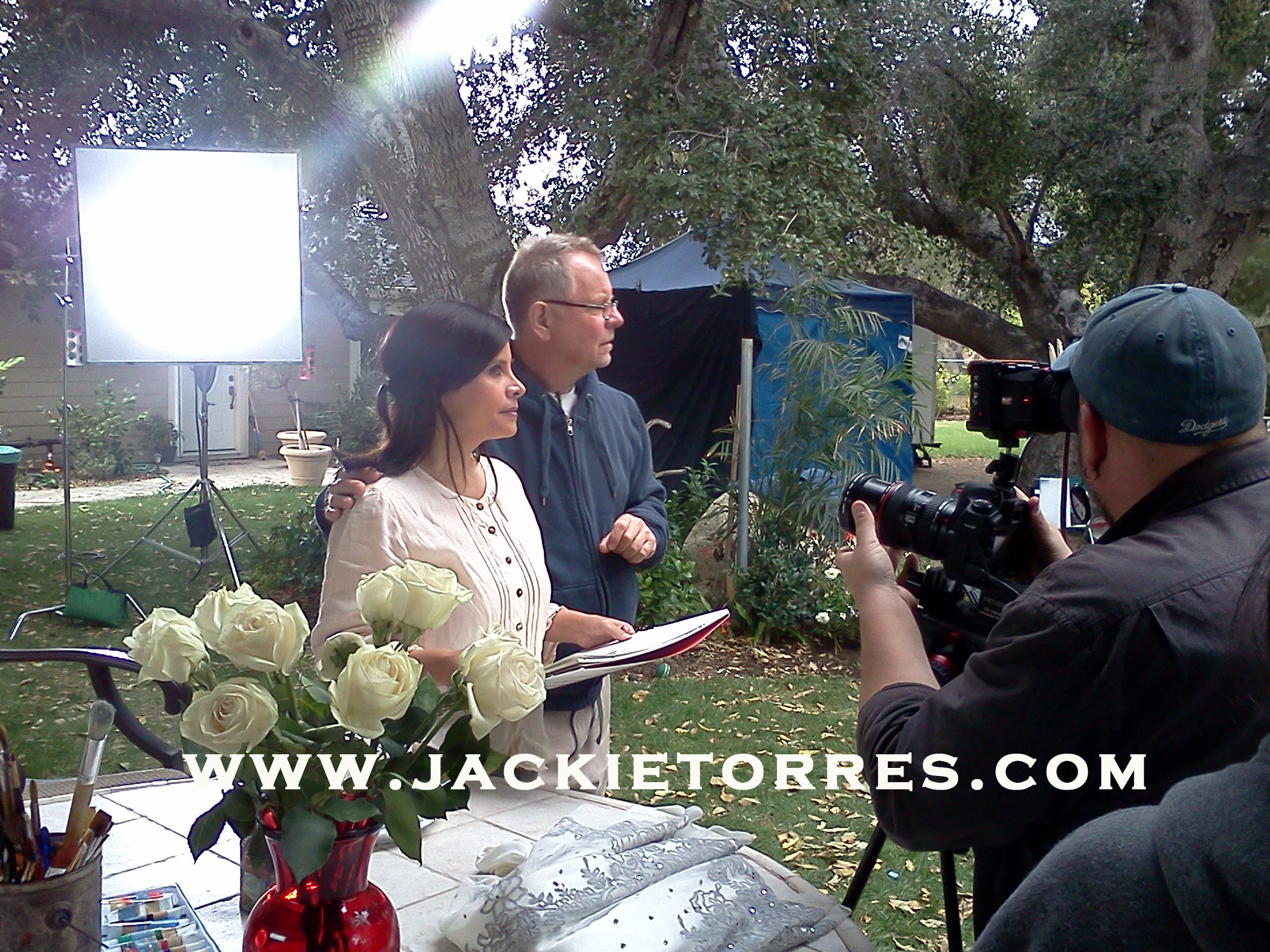 Acting classes with Jackie Torres