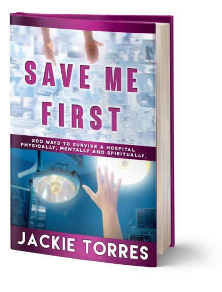 "Book ""Save Me First"" by Jackie Torres"