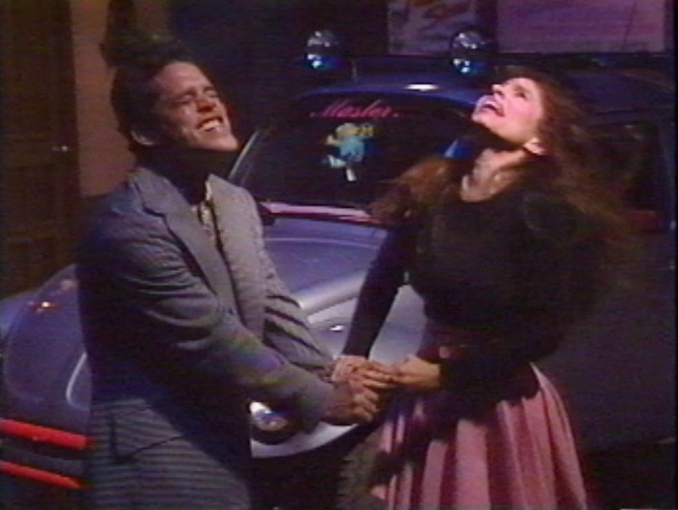 """Jackie Torres & Raul Carbonell on TV show """"Con lo que cuenta este país"""""""