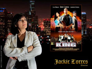"Film ""East LA King"" directed by Jackie Torres"