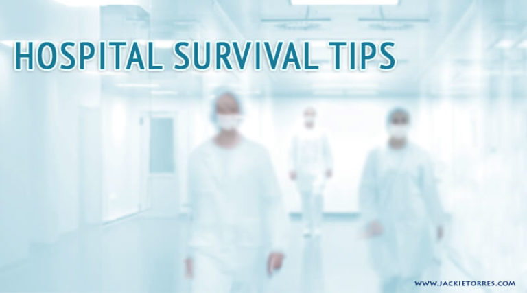Hospital Survival Tips