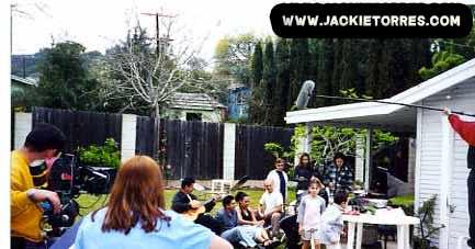 """Jackie Torres directora """"La Pasión de Cristo"""""""