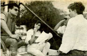 Jackie Torres, Héctor Marcano, Efrain López Neris, Funky Joe, Marcano...El Show