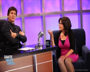 Dante Gebel & Jackie Torres - Dante Night Show