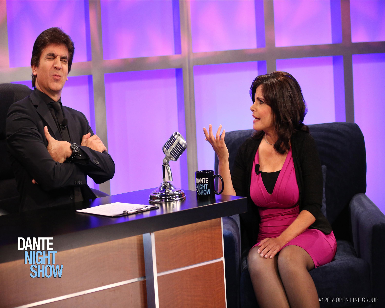 Jackie Torres & Dante Gebel about stereotypes