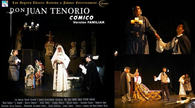 Don Juan Tenorio Cómico