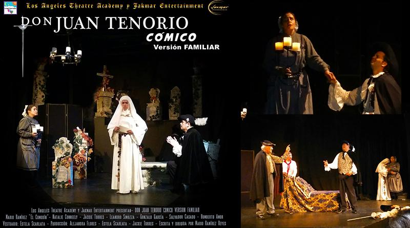 Don Juan Tenorio Comico